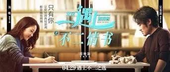 中国映画『北京遇上西雅图之不二情书』Book of Love/Finding Mr. Right 2 本がつなげる恋物語 あらすじ