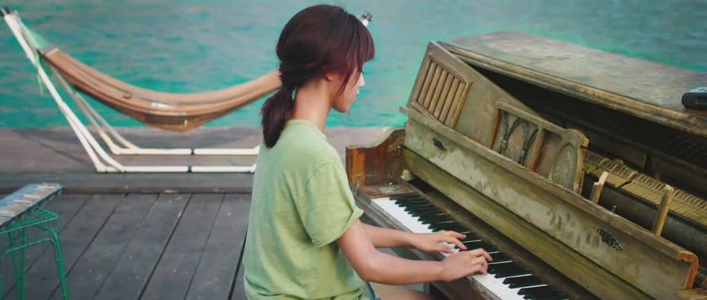香港映画『大樂師・為愛配樂』Concerto of the Bully 大楽師