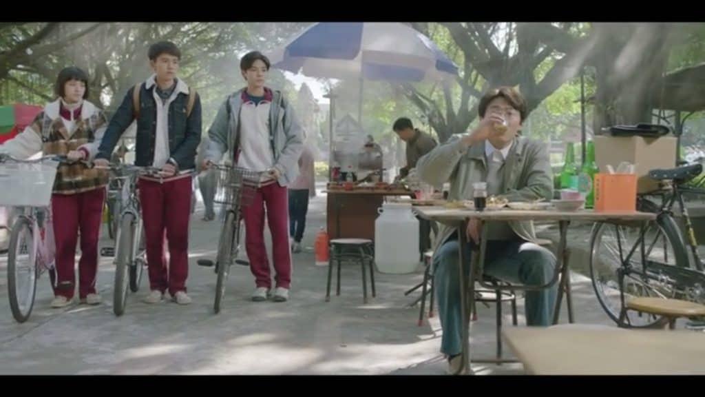 中国ドラマ『人不彪悍枉少年』When We Were Young 第13集〜第16集 駆け抜けろ1996