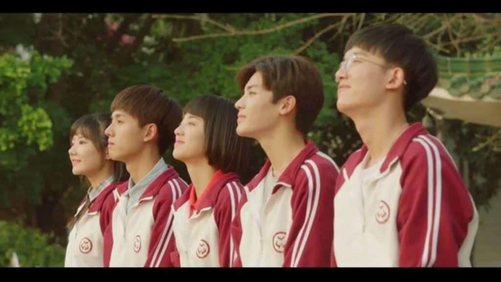 中国ドラマ『人不彪悍枉少年』When We Were Young 第21集〜第24集(終) 駆け抜けろ1996