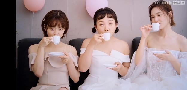 第22集-喧嘩を横に優雅にお茶